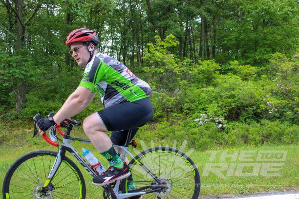The 100 Ride: Choose a Participant